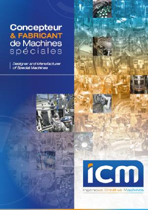 Konzeption und Herstellung von Sondermaschinen